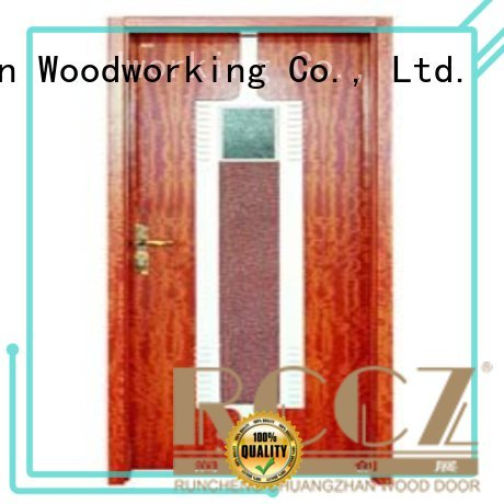bathroom wholesale bathroom door Runcheng Woodworking Brand