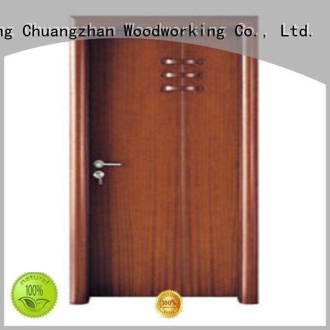 bedroom door Runcheng Woodworking bedroom design
