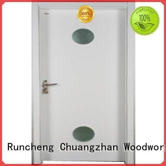 Custom wooden glazed doors door pure