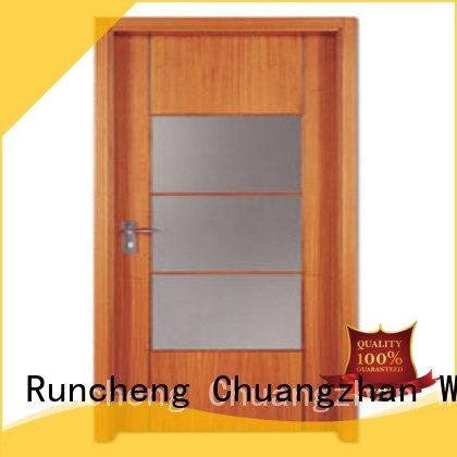 flush door door wooden flush door Runcheng Woodworking
