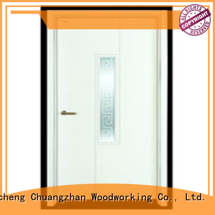 OEM flush mdf interior wooden door pp007t3 flush pp003t wooden flush door