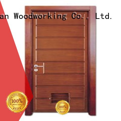 door bathroom door wholesale bathroom Runcheng Woodworking company