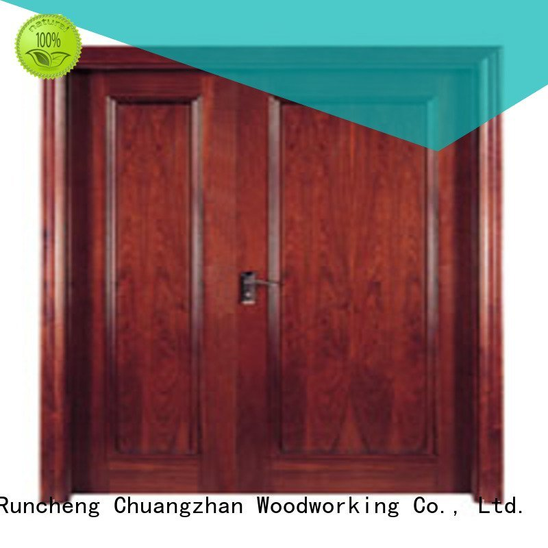 Runcheng Woodworking Brand p001 pp0121 wooden flush door pp005 pp0053