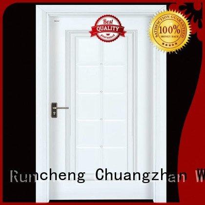 door Custom wooden door interior wooden door with solid wood wooden