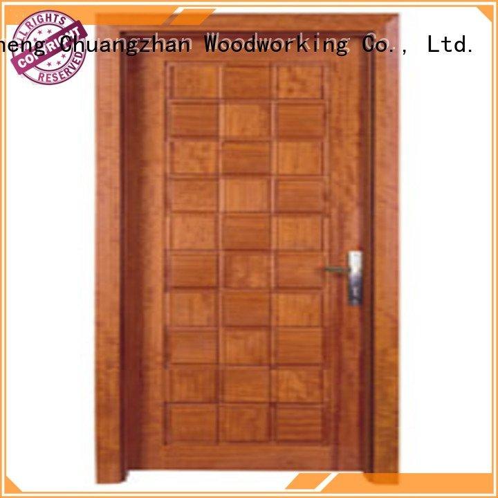 Runcheng Woodworking Brand bedroom door door new bedroom door door