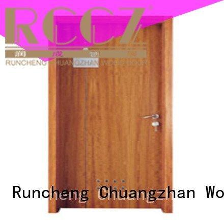 Runcheng Woodworking Brand x0212 x0162 solid wood bathroom doors door l0082