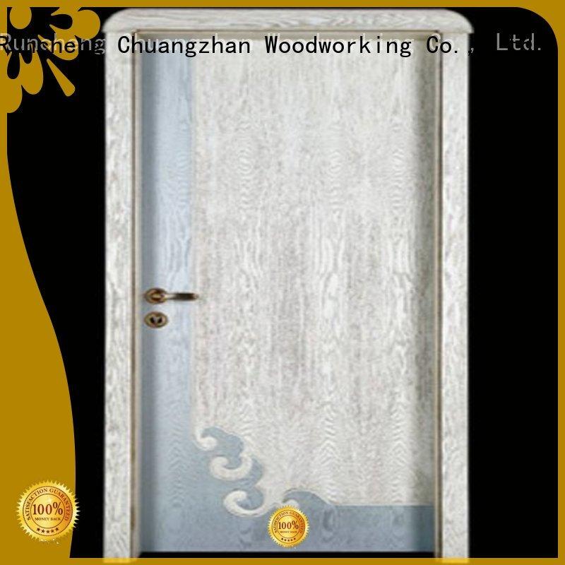 door double kitchen bedroom wooden door Runcheng Woodworking