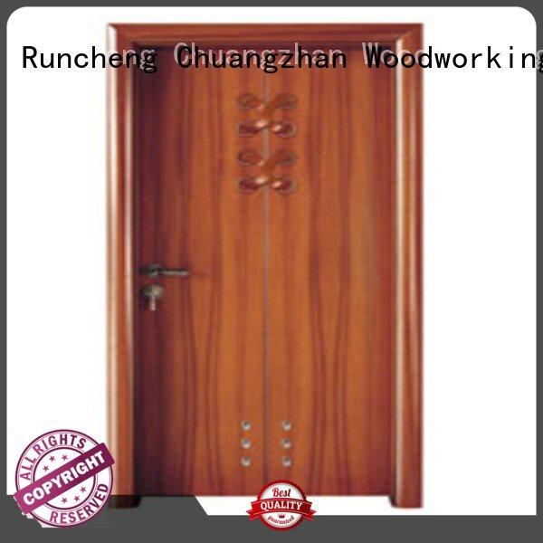 door bathroom bathroom bathroom Runcheng Woodworking composite interior doors bathroom door