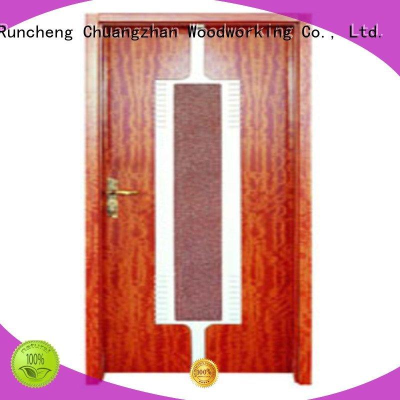 bedroom door Wholesale bedroom door new bedroom door Runcheng Woodworking Brand