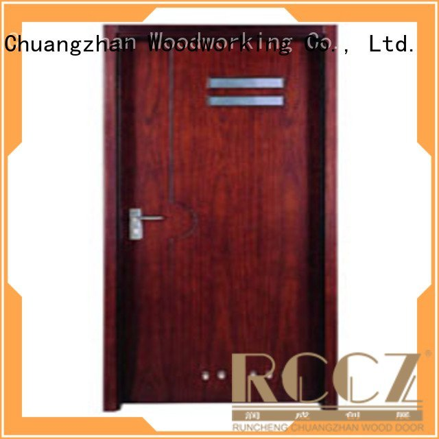 Custom door wooden flush door flush flush mdf interior wooden door
