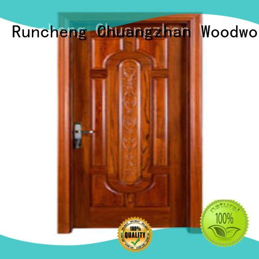 Quality Runcheng Woodworking Brand door new bedroom door