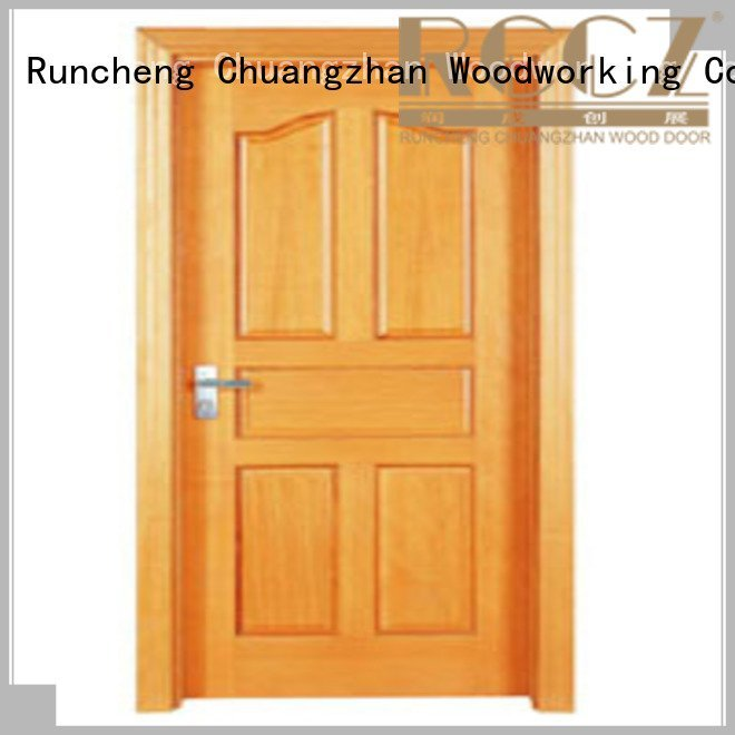 flush door wooden flush door door Runcheng Woodworking
