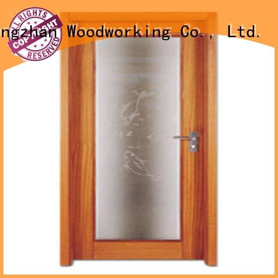 Wholesale flush door wooden flush door Runcheng Woodworking Brand