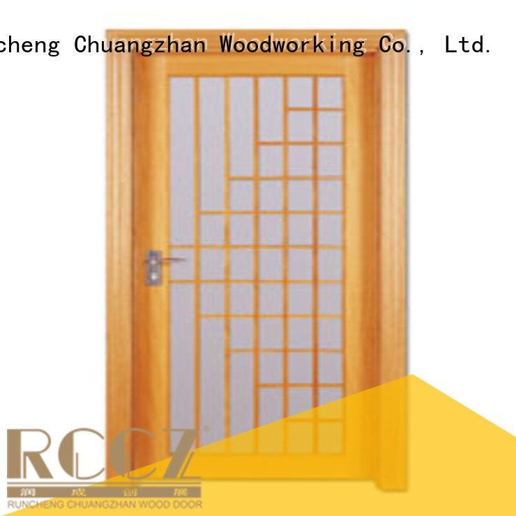 Runcheng Woodworking bedroom door door bedroom design door