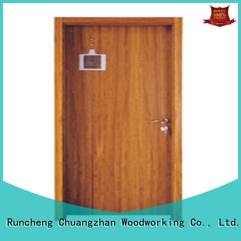 bedroom design x016 x022 new bedroom door Runcheng Woodworking Brand