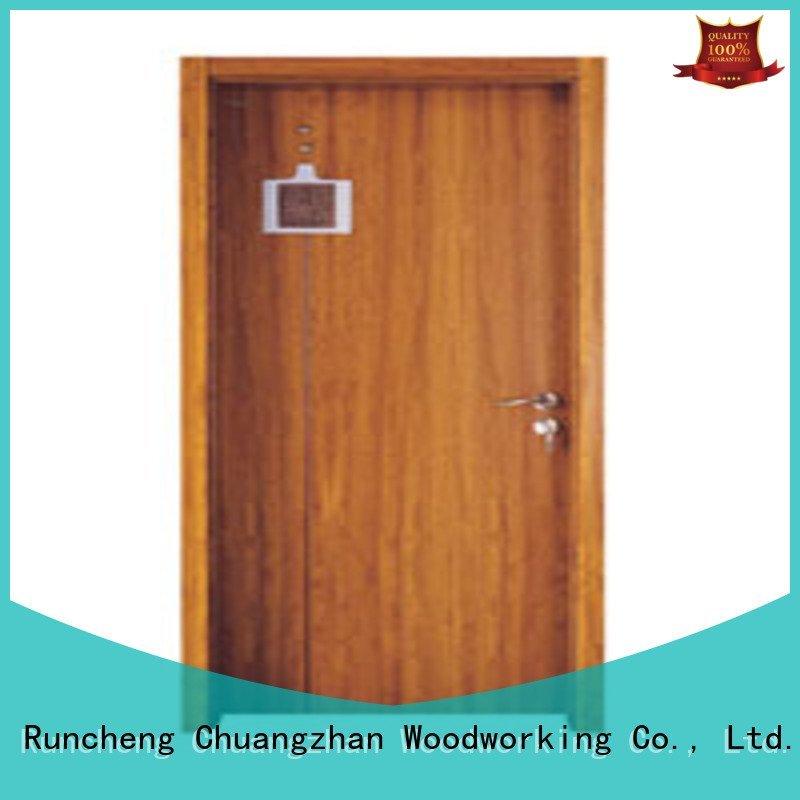 bedroom design x016 x022 new bedroom door Runcheng Woodworking Brand