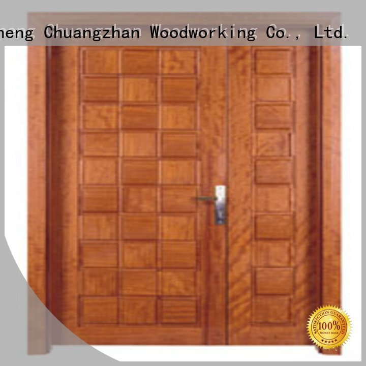 white double doors double interior double doors Runcheng Woodworking