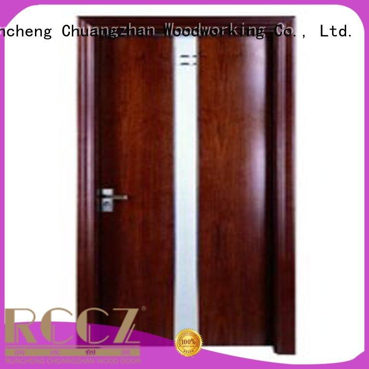 door good quality bedroom doors for sale Runcheng Woodworking Brand