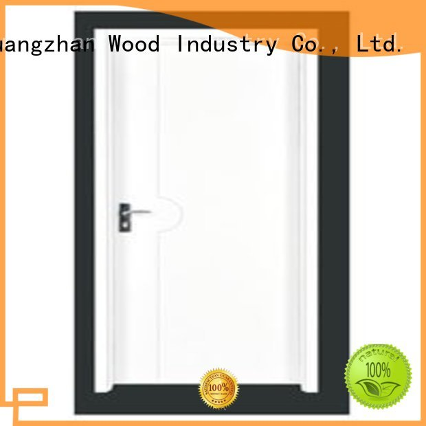 door durable flush hot selling Runcheng Chuangzhan Brand wooden flush door supplier