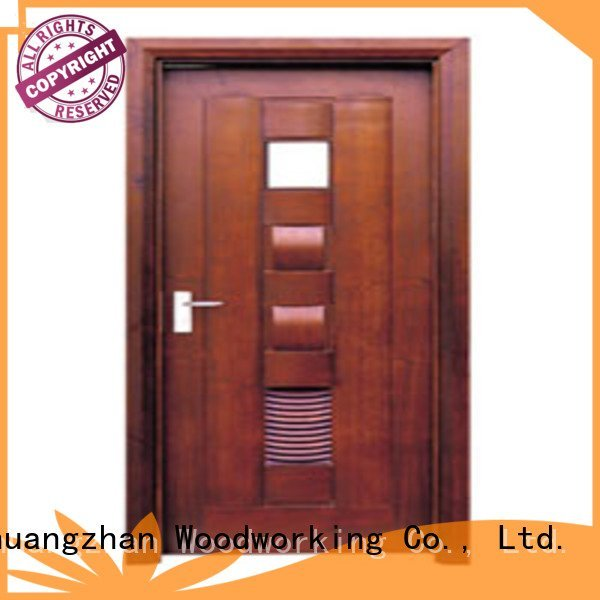 x0272 x0262 x0282 solid wood bathroom doors Runcheng Woodworking