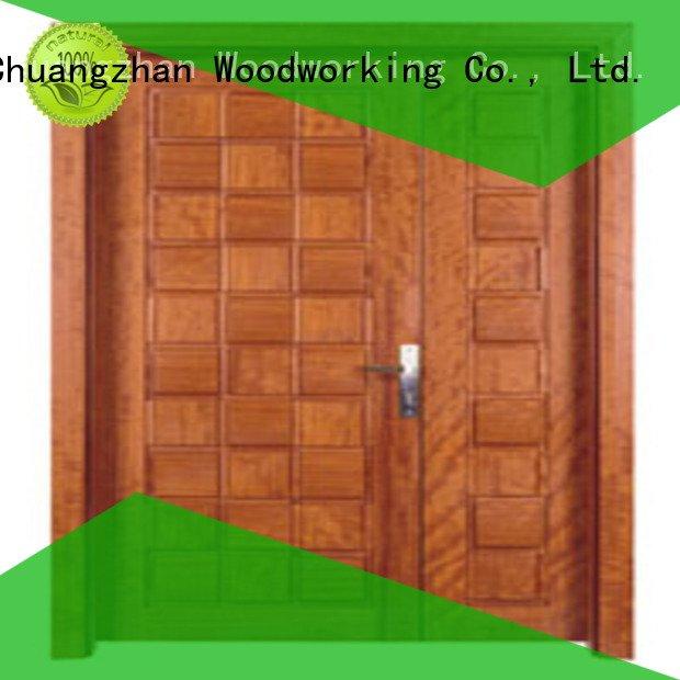 x0101 x0261 d0065 white double doors Runcheng Woodworking