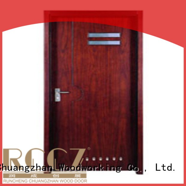 pp009 pp0022 pp007t Runcheng Woodworking wooden flush door
