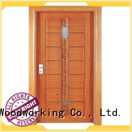 x0272 x0262 d0072 Runcheng Woodworking solid wood bathroom doors