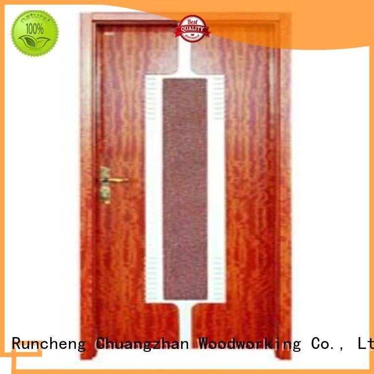 Runcheng Woodworking Brand bedroom good quality bedroom doors for sale door