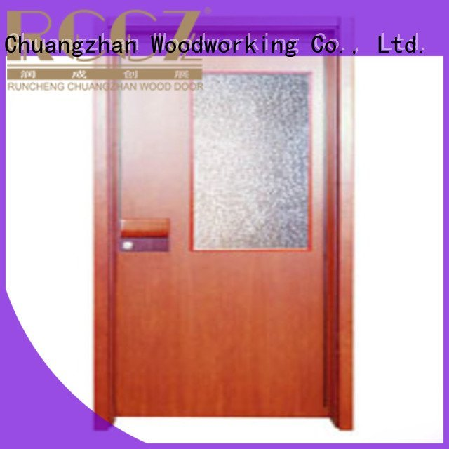 Runcheng Woodworking Brand flush door door wooden flush door door