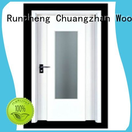 Runcheng Woodworking wooden flush door pp012 pp004 pp0011 pp0143