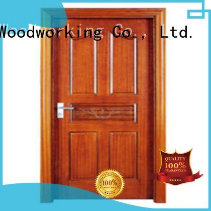 Runcheng Woodworking bedroom new bedroom door door