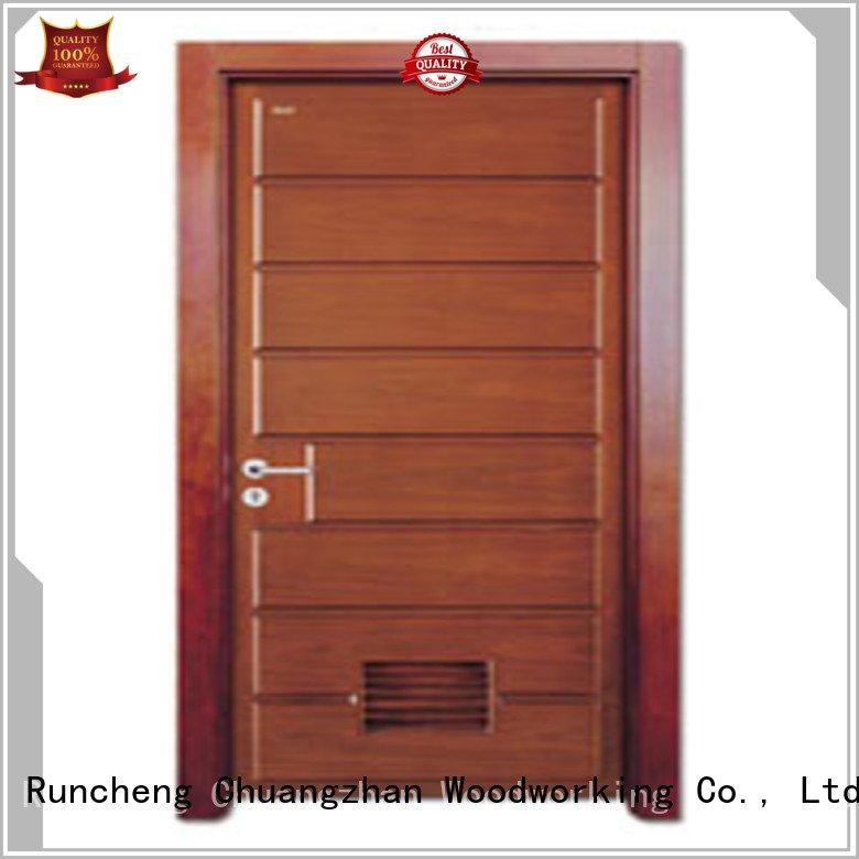door bathroom bathroom composite interior doors Runcheng Woodworking door bathroom