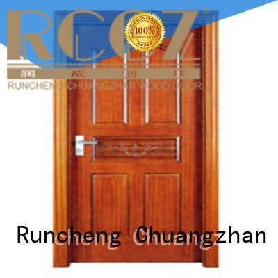 Wholesale bedroom bedroom design Runcheng Woodworking Brand door bedroom