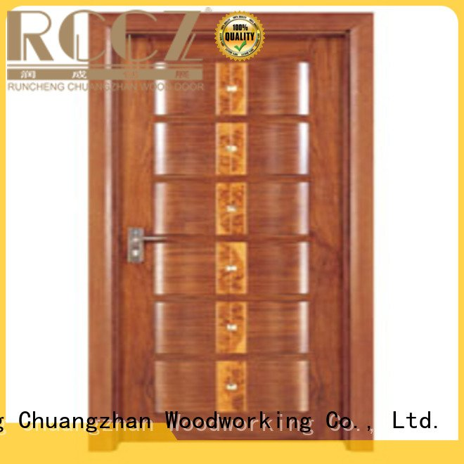 Wholesale bedroom door new bedroom door Runcheng Woodworking Brand