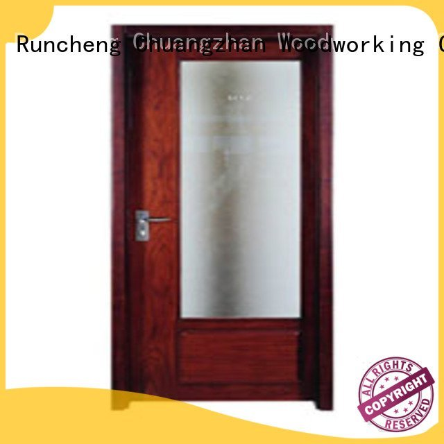 Runcheng Woodworking flush mdf interior wooden door door flush flush