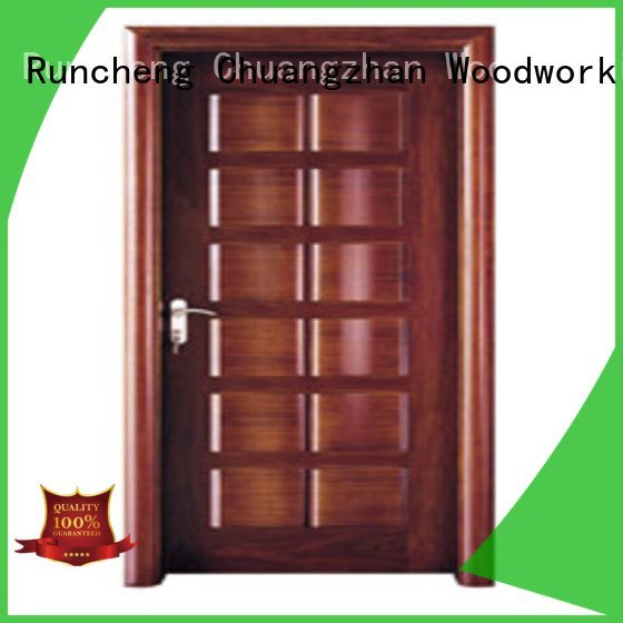 x001 x021 Runcheng Woodworking new bedroom door