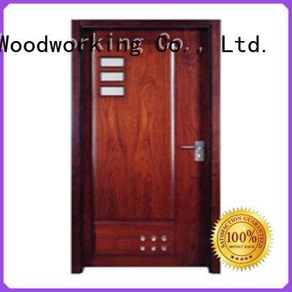 OEM wooden flush door pp015 pp0033 flush mdf interior wooden door