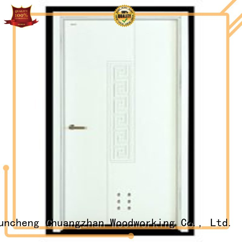 Runcheng Woodworking Brand flush door flush mdf interior wooden door