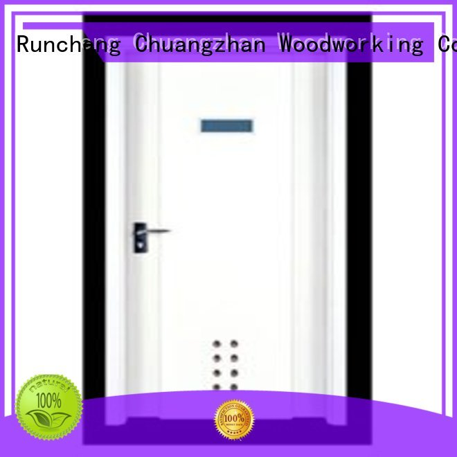 Runcheng Woodworking Brand flush plywood flush internal doors door supplier