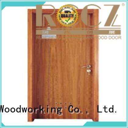 door bathroom wholesale wholesale Runcheng Woodworking Brand bathroom door supplier