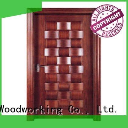 Hot bedroom design x019 new bedroom door y002 Runcheng Woodworking