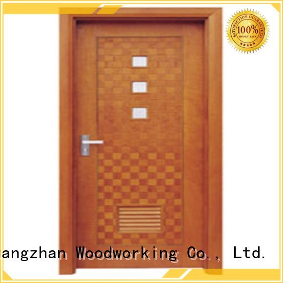 Runcheng Woodworking flush mdf interior wooden door flush door door
