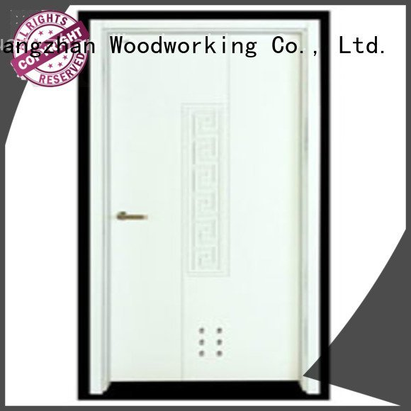Runcheng Woodworking Brand pp012 pp0033 flush mdf interior wooden door pp0153 pp004