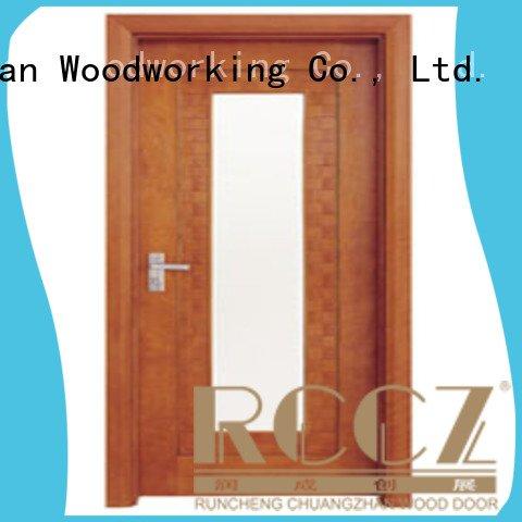 OEM wooden glazed front doors glazed door door wooden double glazed doors glazed door