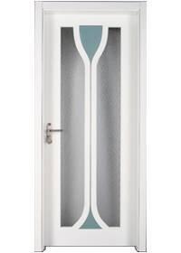 Pure Solid Wood Door X033-3
