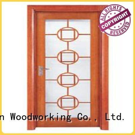 Runcheng Woodworking x0163 wooden double glazed doors x0213 x0104