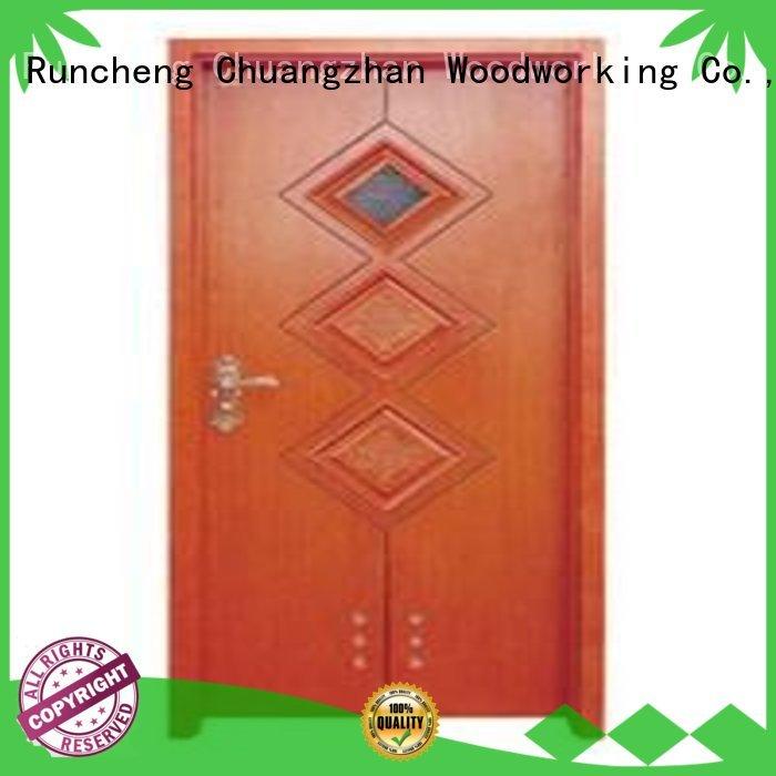bathroom wholesale door modern bathroom door Runcheng Woodworking Brand