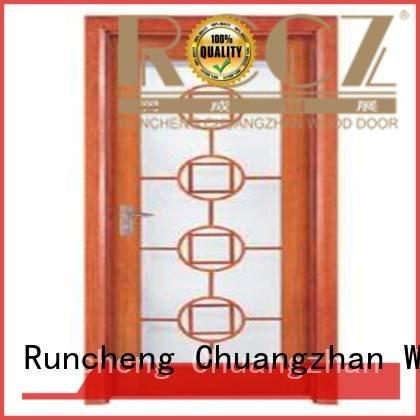 Custom door wooden double glazed doors glazed wooden glazed front doors
