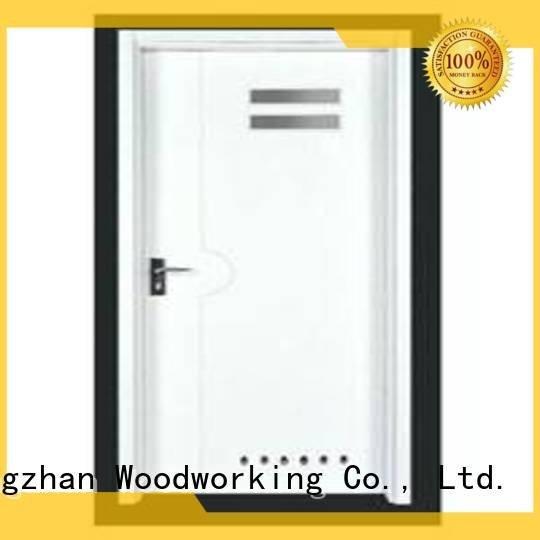 flush mdf interior wooden door pp0073 wooden flush door pp015 Runcheng Woodworking