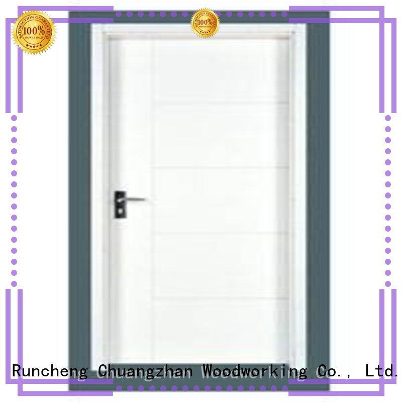 hot selling flush wooden flush door Runcheng Woodworking Brand